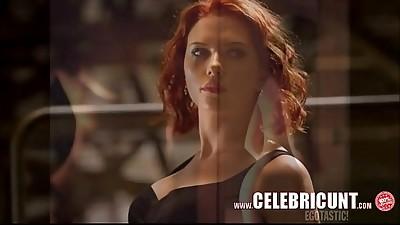 Scarlett Johansson Nude Pussy Full Frontal Movie