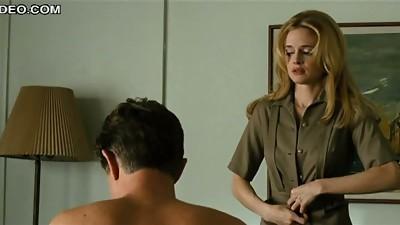 Gorgeous Heather Graham Shows Her Molten Figure In Underwear