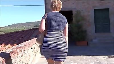 Mature Tourist