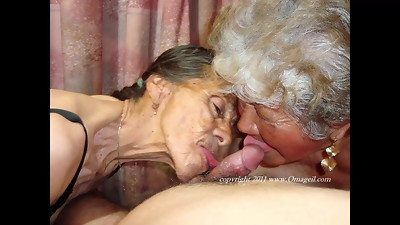 OmaGeiL Granny Tits and Donks Images Slideshow