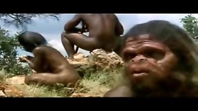 Old Human Hardcore In Jungle