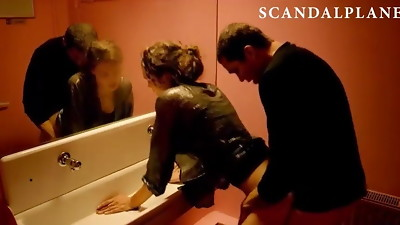 Aomi Muyock Jerking & Sex from 'Love' On ScandalPlanet.Com
