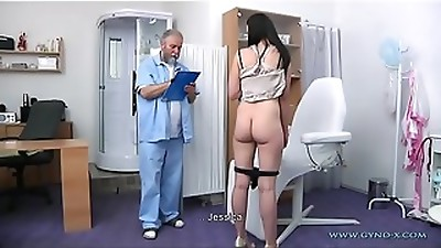 Jessica Obgyn Check-up