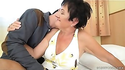 Granny craves a youthful lover