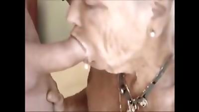 Superb Granny Gargle Off