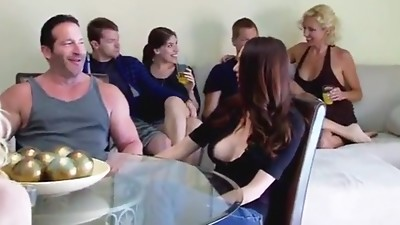 Horny sex scene Swingers watch full version