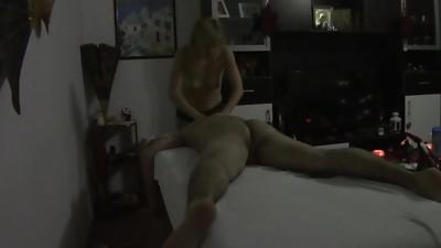 Massage in Eastern Europe - Happy ending